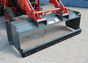 Pull-back kits for 24-Series Snow Pushers.