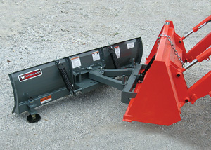 Photo of Clamp-on Snow Blade