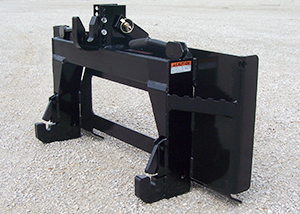 skid steer to quick hitch