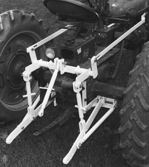Worksaver hitch kits.