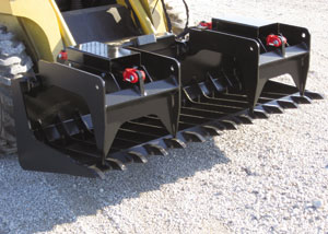 Low Profile Tine Grapple.