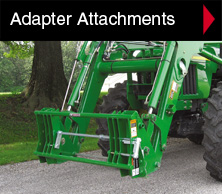Adapter brackets / attachments.
