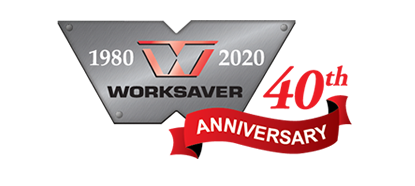 Worksaver celebrates 40 Years in 2020