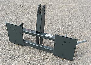 3-pt Hitch Standard Skid Steer