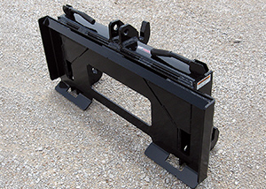 Attachments Using Quick Attach System