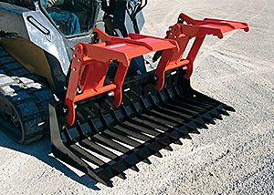 Material Handling Attachments from Worksaver