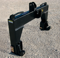 QH-1023 Cat. II to Cat. III Quick Hitch from Worksaver