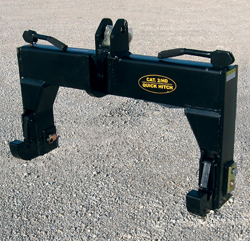 QH-107HD Cat. II Quick Hitch from Worksaver