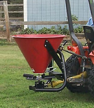 Seeders and Spreaders from Worksaver, Inc