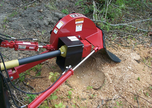 Stump Grinders from Worksaver